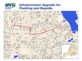 New York City May 18 sewer and water project