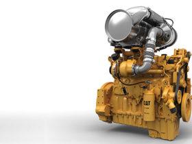 Caterpillar EU Stage V-compliant engines