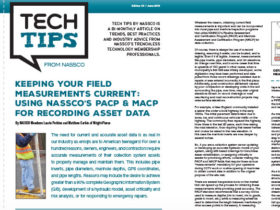 NASSCO Tech Tips June 2018