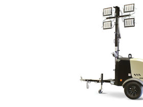 Doosan Portable Power has expanded its product line of portable light towers