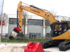 LioGong 922E Excavator