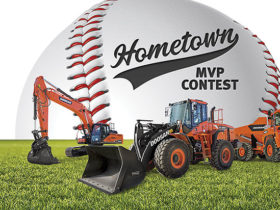 Doosan Infracore North America LLC, announced the Hometown MVP Contest