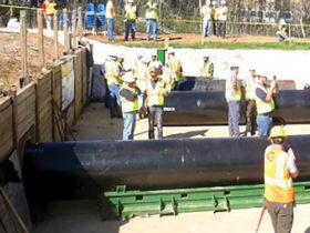 Trenchless Technology Center facility