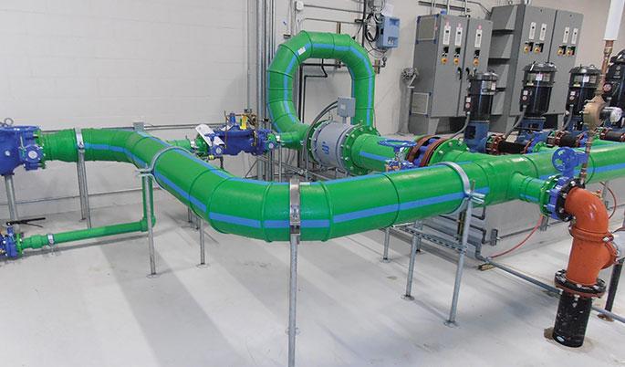 Growing Use of Propylene Pipe