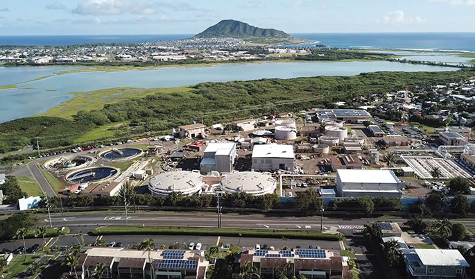 Hawaii Wastewater Project