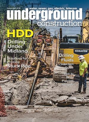 Underground Construction September 2018