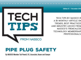 NASSCO Tech Tips December 2018
