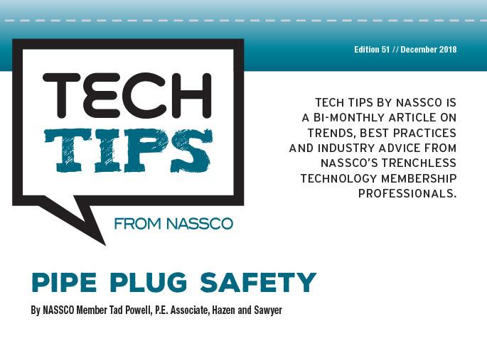 NASSCO Tech Tips December 2018