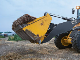 Deere New Crawler Loaders