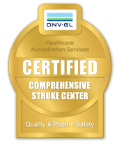 comprehensive stroke center certification