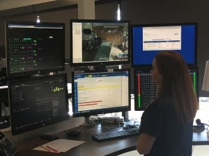 virtual intensive care unit at UCHealth Longs Peak Hospital