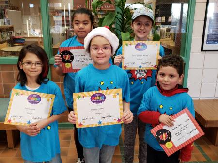 Healthy Kids Club Dos Rios Heroes