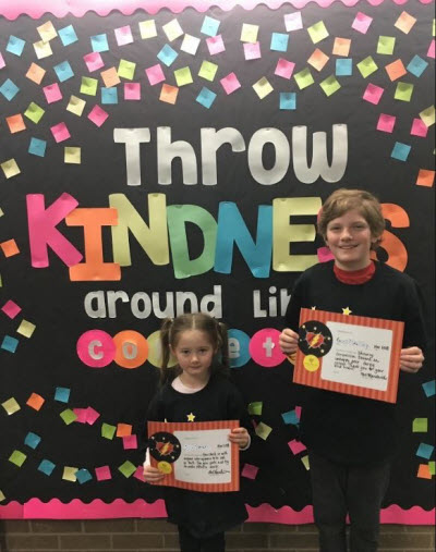 Healthy Kids Club Kindness Heroes