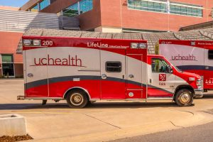 Emergency transport vehicle | UCHealth
