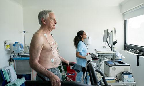 Cardiac Testing Stress Test