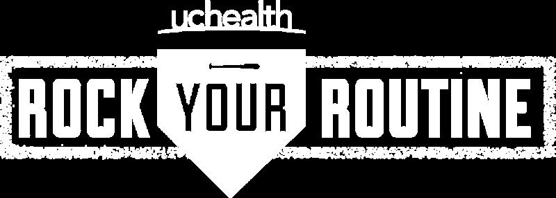 rock your routine logo