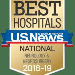 US News UCH Best Hospitals Neurology and Neurosurgery 2018-19
