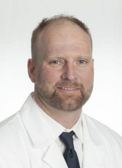 Photo of Nathan Schmoekel, DO, FACS