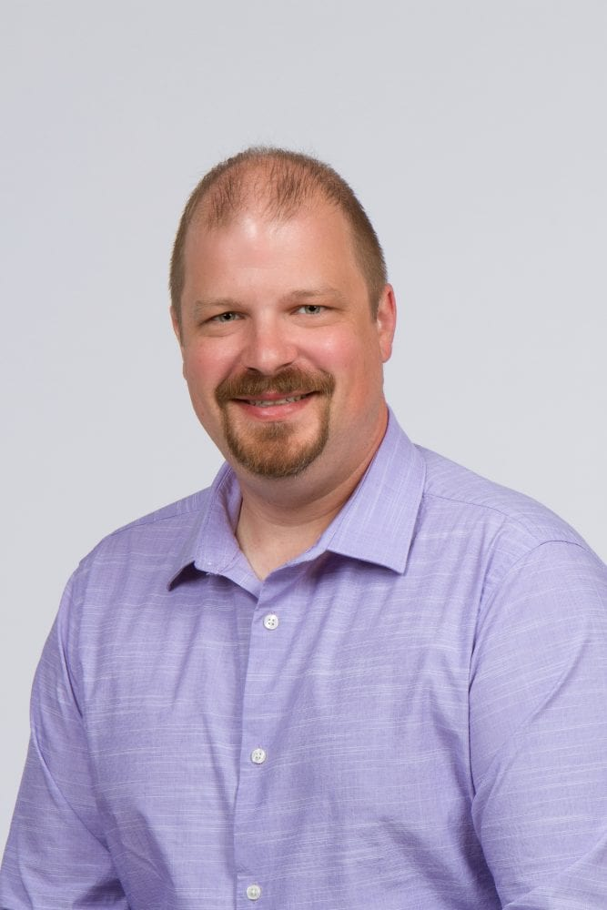 Photo of James McReynolds, MD
