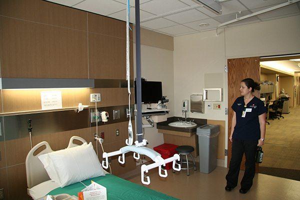 Davis New Ortho Room