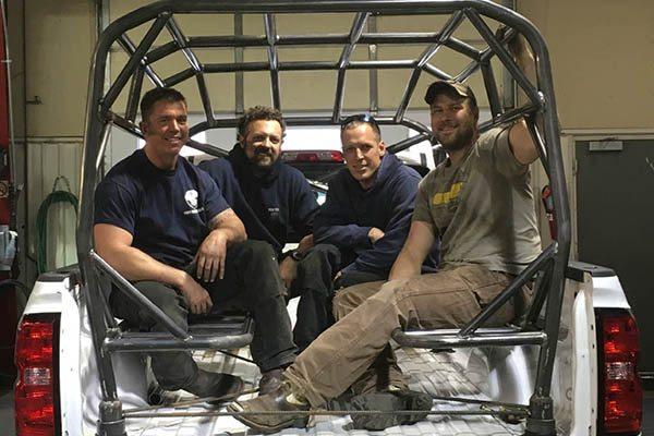 mechanic crew