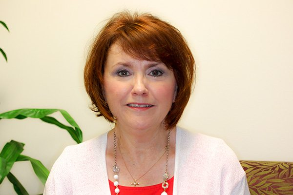 Cherie Gorby, Memorial's new Chief Operating Officer