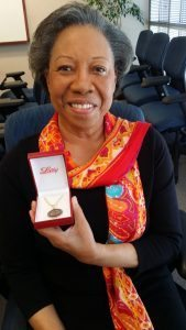 Marcia Armstead, 67, relies on her diabetes coach at Memorial Hospital for guidance.