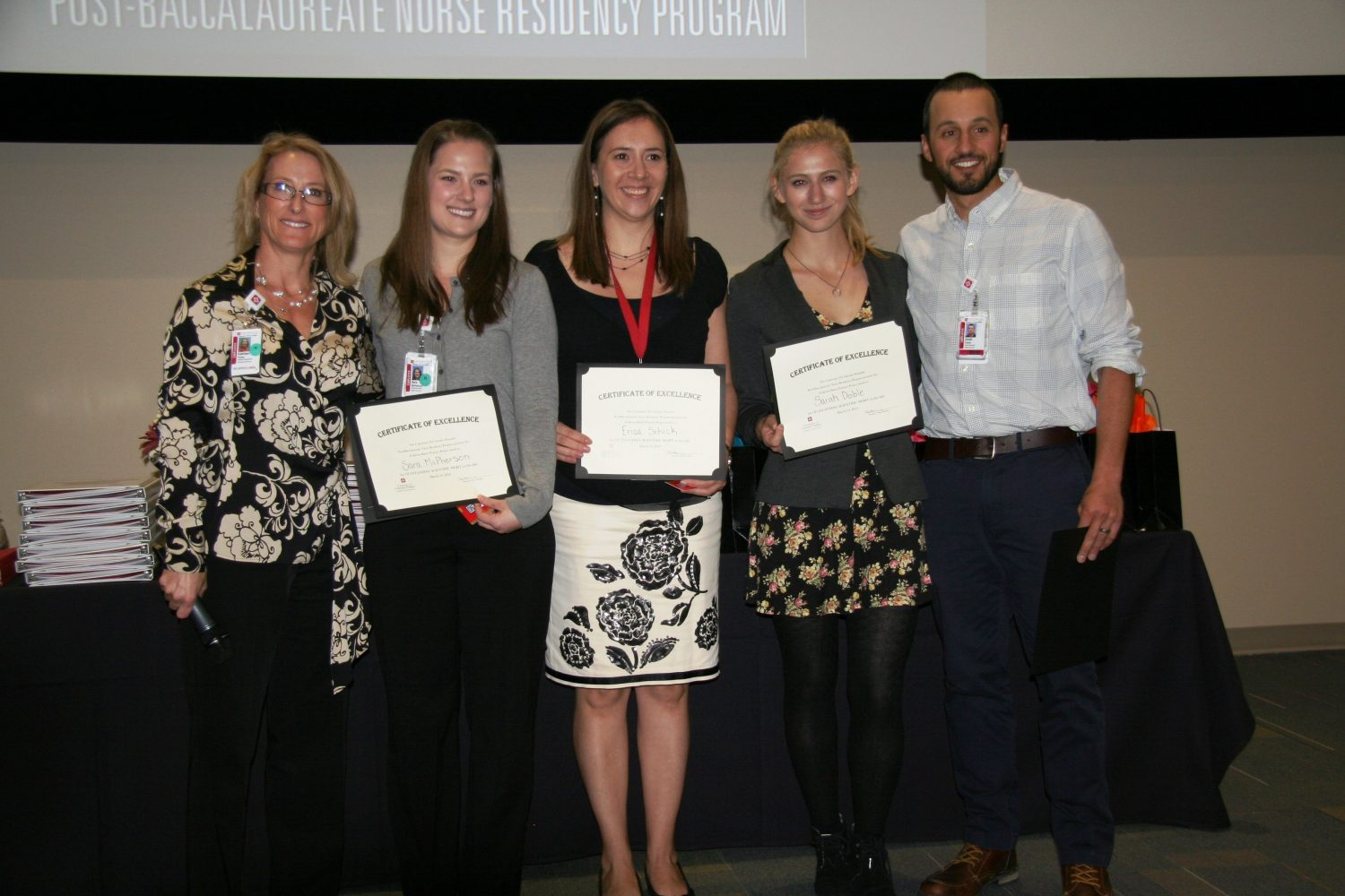 Research Award Team