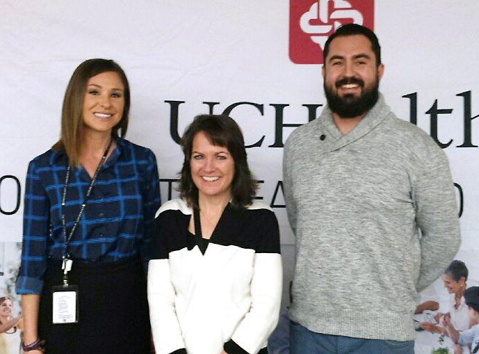 UCHealth maternity management team