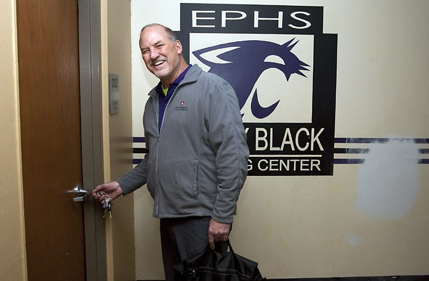 Estes Park High School Perry Black Training Center