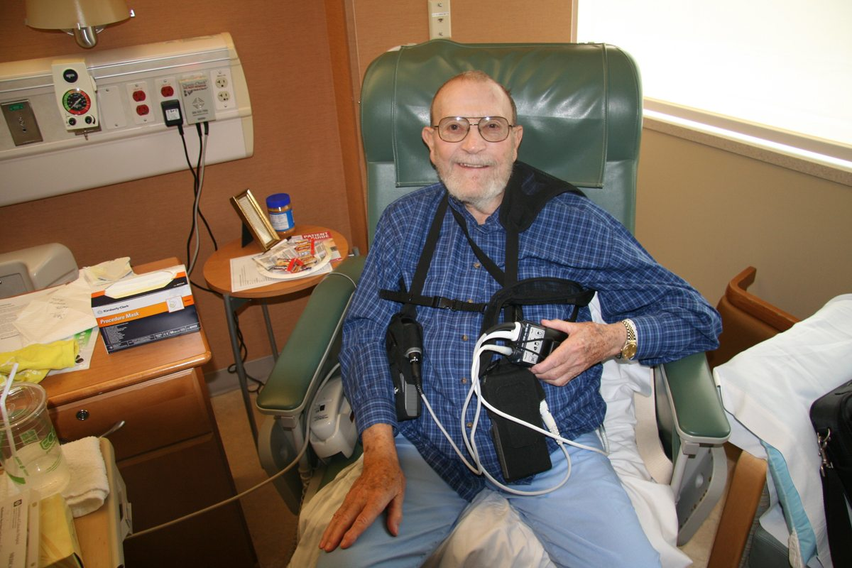 Beat goes on for UCH patient, thanks to cardiac assist