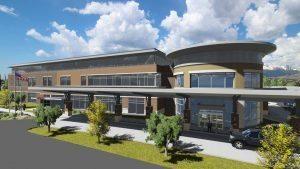 Portrait of Grandview Hospital