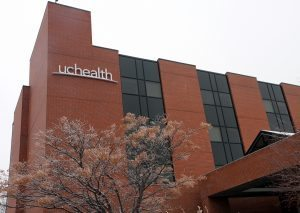 This is a photo of UCHealth Poudre Valley Hospital, located in Fort Collins, Colo.