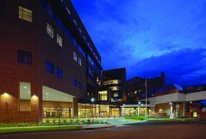 Parkview Medical Center in Pueblo, Colorado.