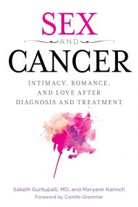 Book cover of the new book, Sex and Cancer