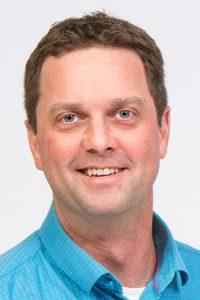 Photo of Dr. Trevor Bush