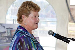 A photo of UCHealth Greeley Hospital President Marilyn Schock