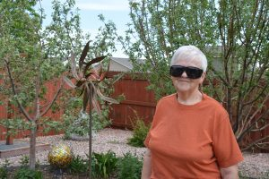 Zane Dotson of Colorado Springs said she frequently attends the AFib Support Group at UCHealth Memorial Hospital because she always learns something new