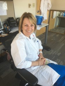 Dr. Annie Moore, MD, medical director of UCHealth University of Colorado Patient Coordinated Services, is pictured.