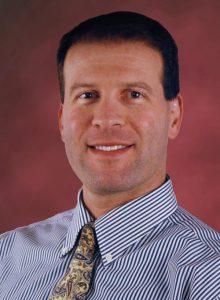 A photo of Dr. David Rosenbaum