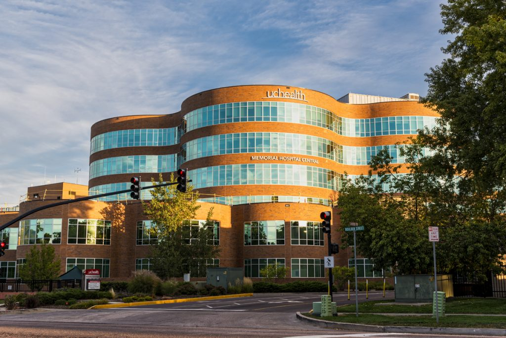 Photo of UCHealth Memorial Hospital Central