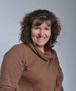A photo of Dr. Sabine Shaffer