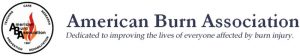 The logo for the American Burn Association is pictured.