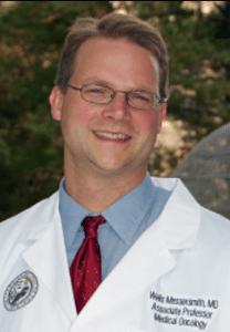 Head shot of Dr. Wells Messersmith