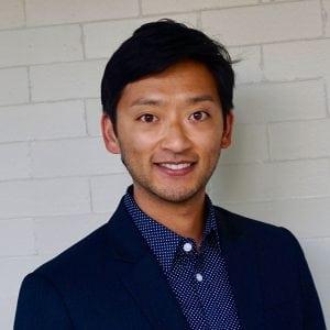 headshot of Dr. Sean Iwamoto