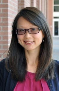 Headshot of Dr. Annie Chen