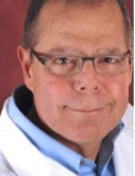 A photo of Dr. John McVicker