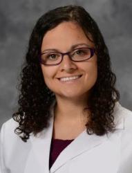 A photo of Dr. Melissa Johnson