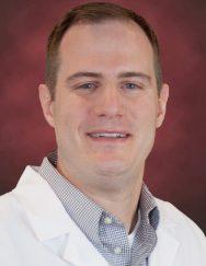 A photo of Dr. Thomas Ridder