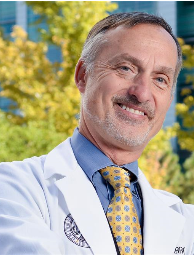 A photo of Dr. John Carroll
